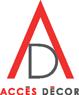 Accés Décor Logo